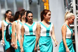 Grid Girls, Sepang International Circuit