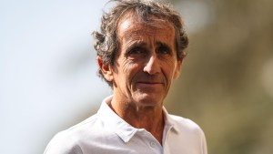 Alain Prost (FRA) at Formula One World Championship, Rd21, Abu Dhabi Grand Prix, Qualifying, Yas Marina Circuit, Abu Dhabi, UAE, Saturday 26 November 2016. © Sutton Images