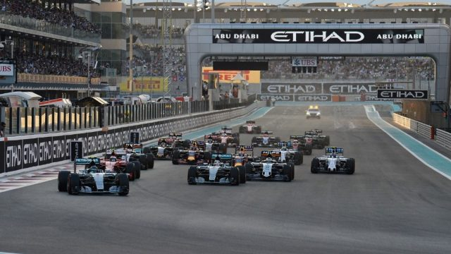 2016 Formula 1 Championship