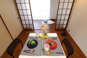 F高江:食卓