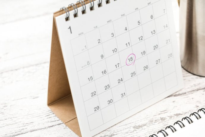 IT重説:カレンダー