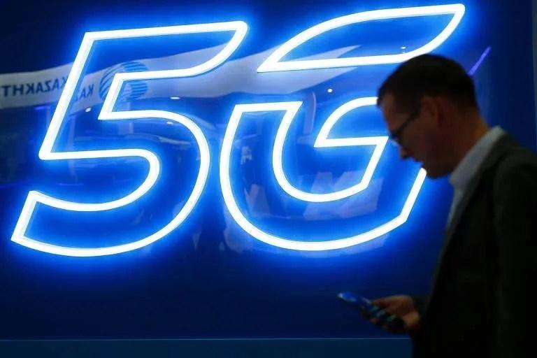 A discussão gira em torno da telefonia de quinta geração, o 5G, cuja capacidade de transmissão de dados é muito maior do que a velocidade do 4G