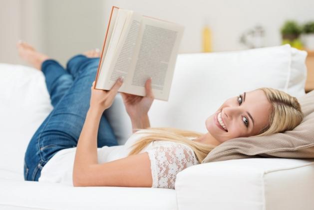 Кітаптарды оқудың 10 себебі