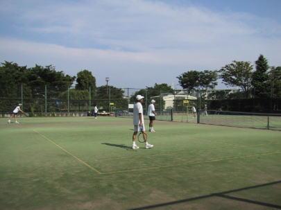 遠藤公園テニスコート