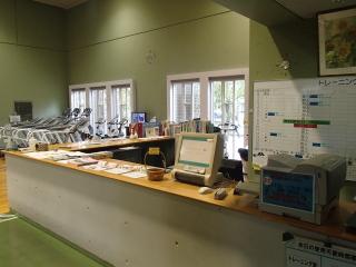 秩父宮記念体育館トレーニング室