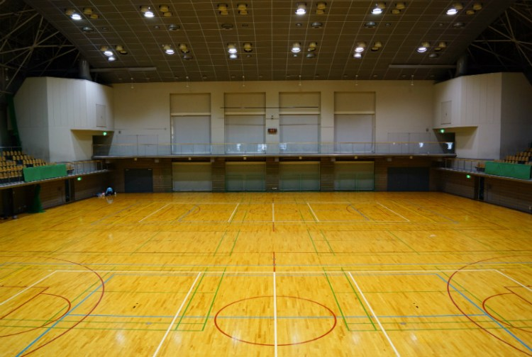秩父宮記念体育館メインアリーナ
