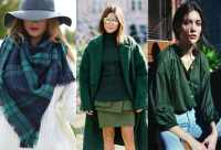 Colors that Go with Dark Green Clothes