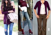 Colors that Go with Plum Clothes - Outfit Ideas | Fashion ...