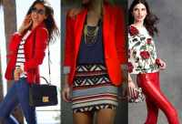 Colors that Go with Red Clothes - Outfit Ideas | Fashion Rules