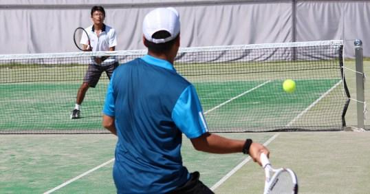 平成28年度三条協会杯テニス選手権ダブルス大会