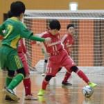 JFAバーモントカップ第29回全日本U-12フットサル選手権大会新潟県大会