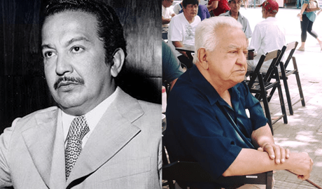 Evandro das Neves Carreira - 24/08/1927 - 22/12/2015