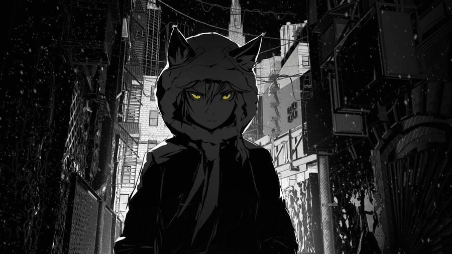 Dark Anime Environment  Wallpaper #44342