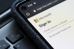 Microsoft : plus besoin de mot de passe pour se connecter à son compte