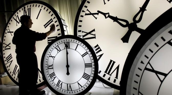Articulation des temps