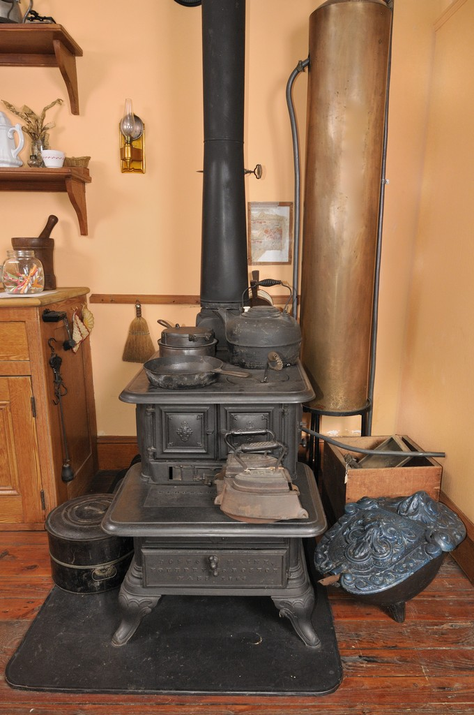 kitchen cooking utensils table with built in bench victorian recipes and public history: my visit to the ...