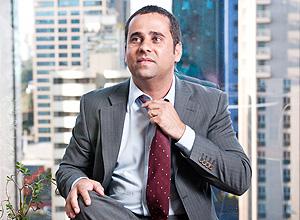 Mauro Barros já teve fortes dores de cabeca por causa da sobrecarga de trabalho