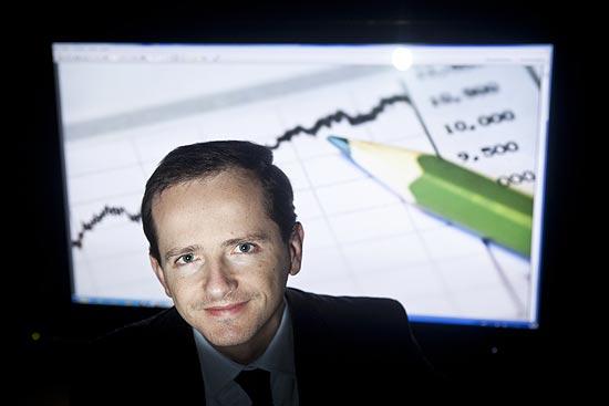 Reginaldo Barossi,executivo de Planejamento da Volkswagen
