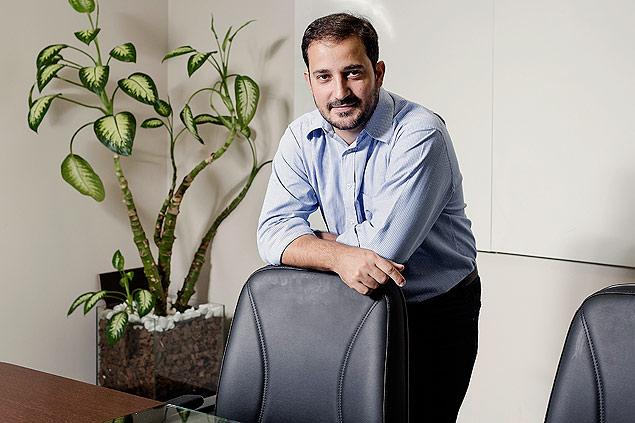 Luis Henrique Ferreira passou meses como supervisor geral antes de ascender a gerente
