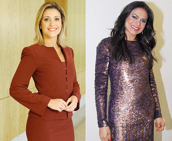 Flávia Freire será a nova moça do tempo no lugar de Rosana Jatobá