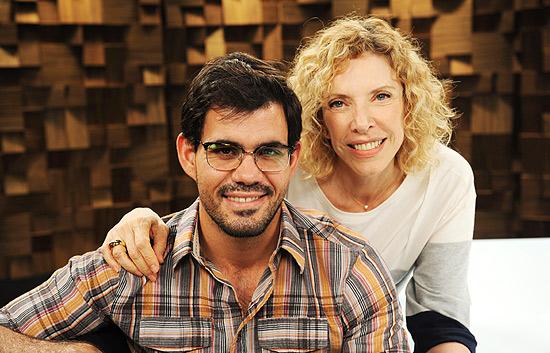 Juliano Cazarré falou sobre Adauto e outras trabalhos à Marília Gabriela