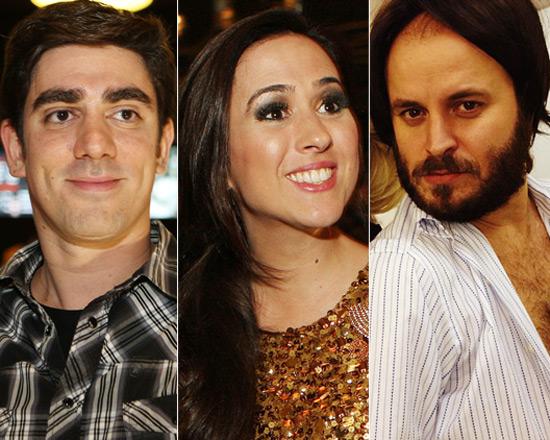 Enquanto Adnet conversa com a Globo, Tatá Werneck e Paulinho Serra já renovaram com a MTV