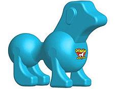 Modelos em três tamanhos serão apresentados em feira de produtos para pets