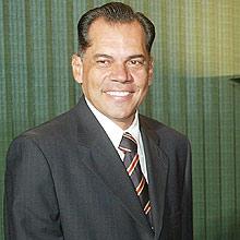 O prefeito de Salvador, João Henrique Carneiro (PMDB), foi reeleito neste domingo