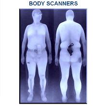 Imagem do site da União de Liberdades Civis dos EUA mostra captura de um scanner