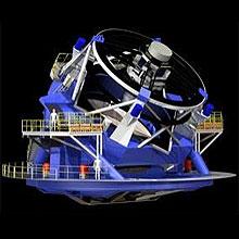Telescópio que será aplicado para monitorar asteroides ainda não tem verba para construção