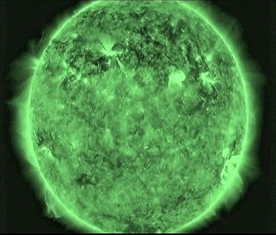 A  alta resolução das imagens enviadas pela sonda deve ajudar os cientistas  a compreender a atividade solar