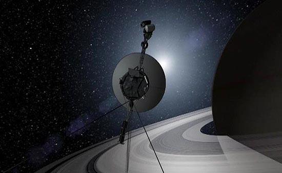As sondas, lançadas em 1977, estão a mais de 14 bilhões de km da Terra, perto do limite do Sistema Solar