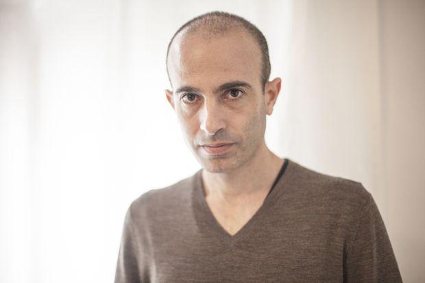 """O historiador israelense Yuval Noah Harari, 40, autor de """"Homo Deus"""""""