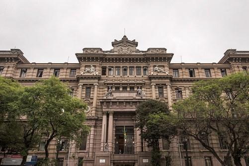 SAO PAULO, SP, BRASIL, 24-10-2014: Prédio do Tribunal da Justiça de São Paulo, na praça da Sé, centro. (Foto: Avener Prado/Folhapress, COTIDIANO) ***EXCLUSIVO FOLHA***