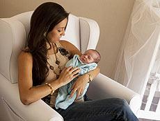 A fisioterapeuta Luciana Morando, que almoçou e lanchou no dia do nascimento de Guilherme