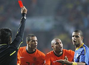 Brasil e Holanda devem se enfrentar em 2011