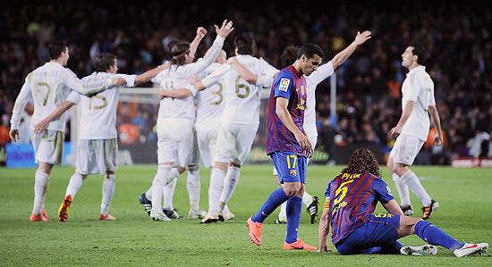 Com a conquista do seu 32º título espanhol, o Real Madrid evitou o tetracampeonato do Barcelona