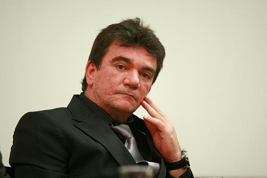 Andres Sanchez em seminário sobre a Copa-2014 em Brasília