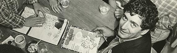 Cartunista da <b>Folha</b>, Glauco foi assassinado em sua casa, em Osasco (Grande São Paulo); veja fotos do artista