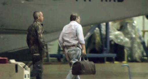 Ex-ministro Geddel Vieira Lima chega a Brasília após ser preso na Bahia