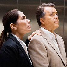 """Glória Pires e Tony Ramos em cena do filme """"Se Eu Fosse Você 2"""""""