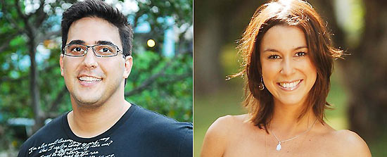 André Marques e Sarah Oliveira vão apresentar os compactos dos shows do Festival de Verão de Salvador 2010