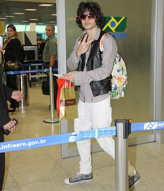 AgNews - Fiuk no Aeroporto Santos Dumont Data: 20 07 10 Fotos: Leotty Junior / AgNews