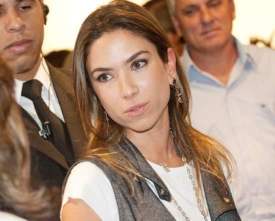 Patricia Abravanel, filha do apresentador Silvio Santos
