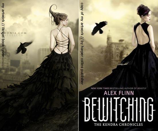 Capa e sinopse de Bewitching, novo livro da autora Alex Flinn. 18