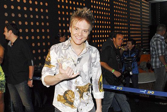 O cantor sertanejo Michel Teló, que teve o vídeo mais visto de 2011 na Espanha