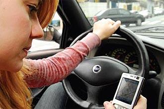 A professora Dafne Zanoni, 28, que não se perde mais em São Paulo por causa de seu GPS recém-adquirido