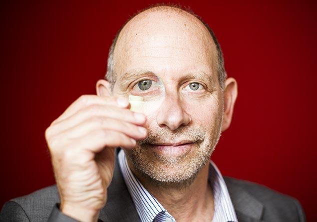 O israelense Amos Netzer, CEO da companhia