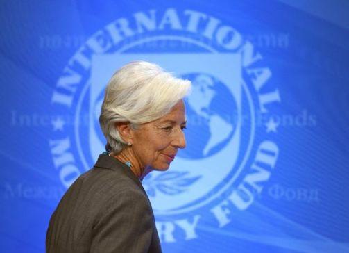 FMI manifestou confiança de que Christine Lagarde pode continuar à frente da instituição