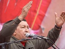 Chávez iniciou tomada de empresas terceirizadas do setor petroleiro na Venezuela